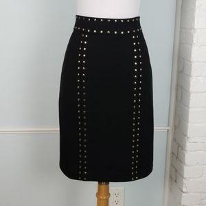 NY & Co Studded Skirt